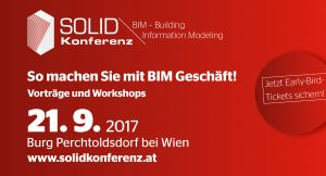 2. Internationale SOLID BIM Konferenz